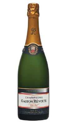 Sec 1er Cru - Champagne Gaston Révolte